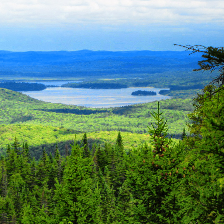 Mont Tremblant National Park, Quebec