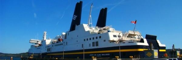 Marine Atlantic ferry