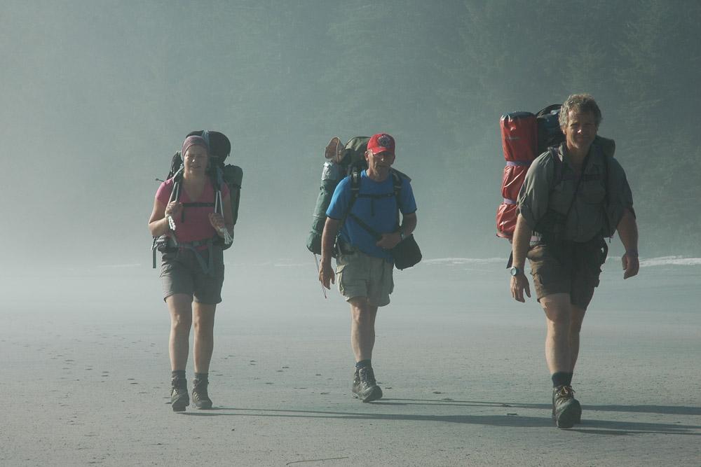 Nootka Island Trek