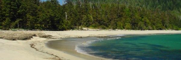 Third Beach, Nootka Island